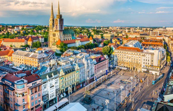 Posjetite Zagreb